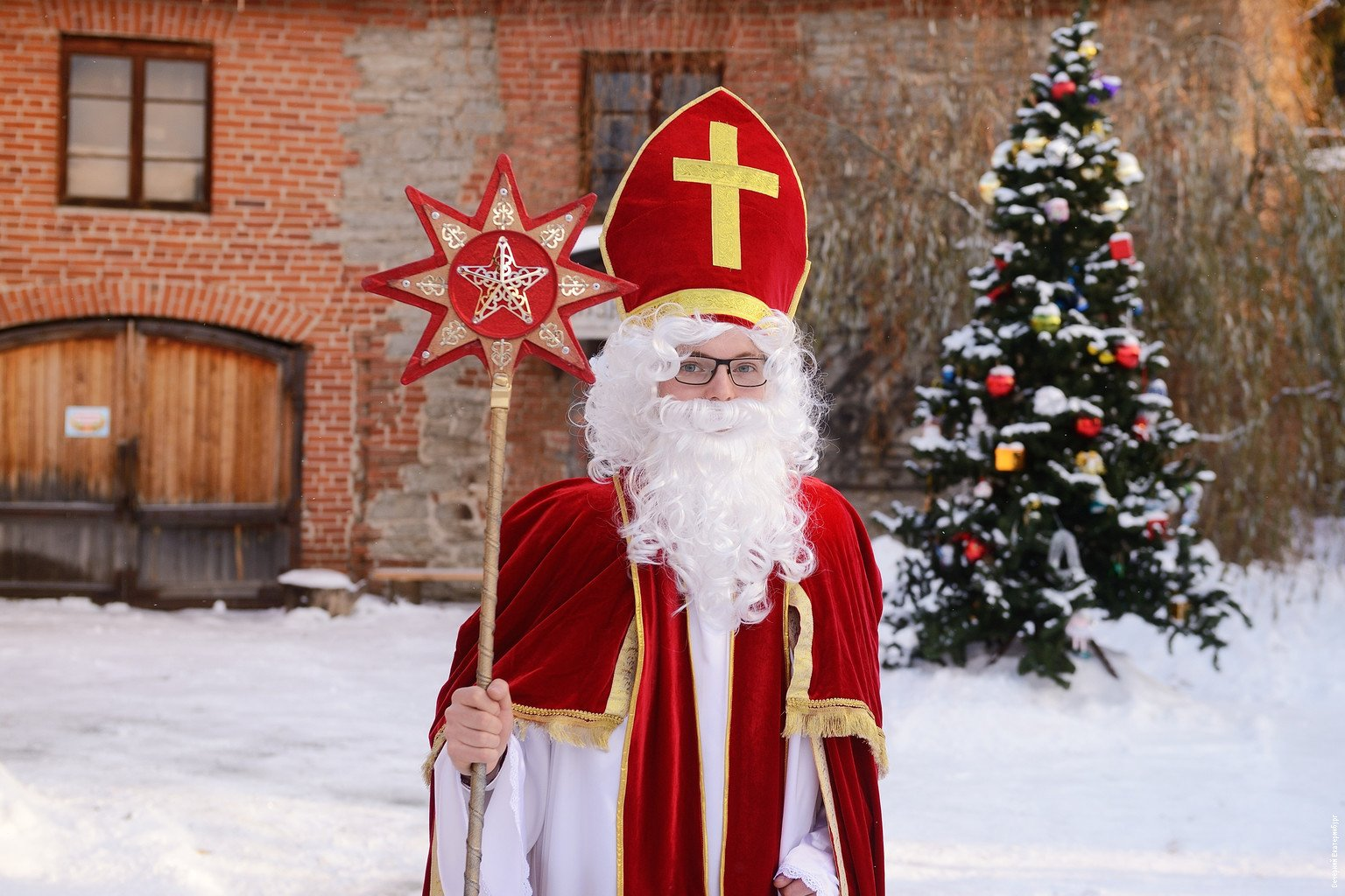 НаЕвропейское Рождество вЕкатеринбург приедет ансамбль саксофонистов изГермании