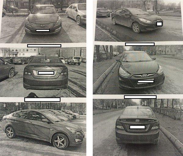 ВЕкатеринбурге полицейские раскрыли серию угонов авто Хендай Solaris