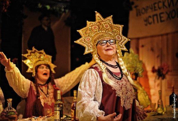 Одна изпьес Николая Коляды оказалась под запретом вКазахстане